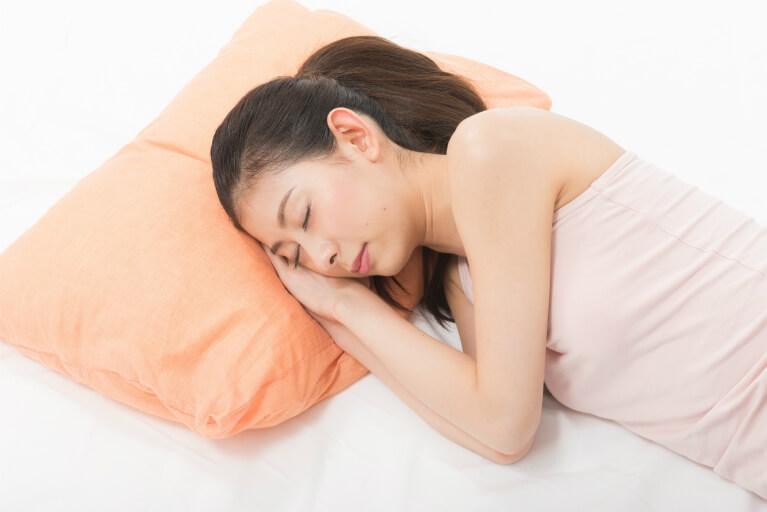眠っている間に治療が終わります
