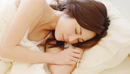 眠っている間に治療ができる